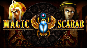 Magic Scarab