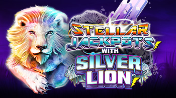 Stellar Jackpots with Silver Lion